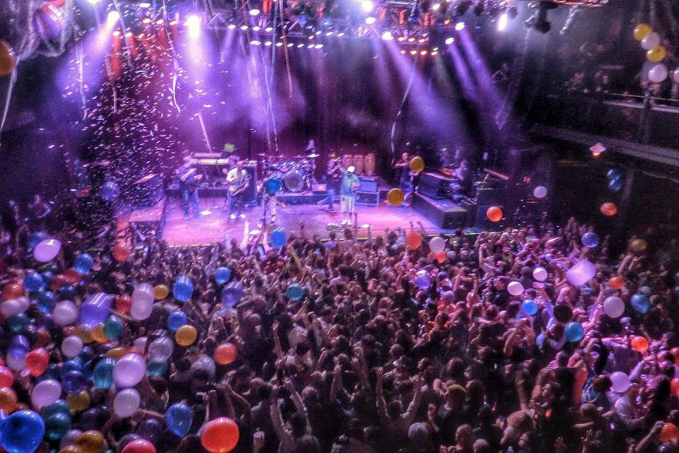 Top 10 Live Music Venues in Maryland