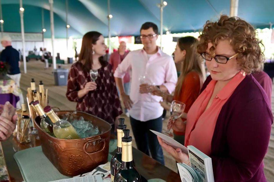 Mount Vernon Wine Festival