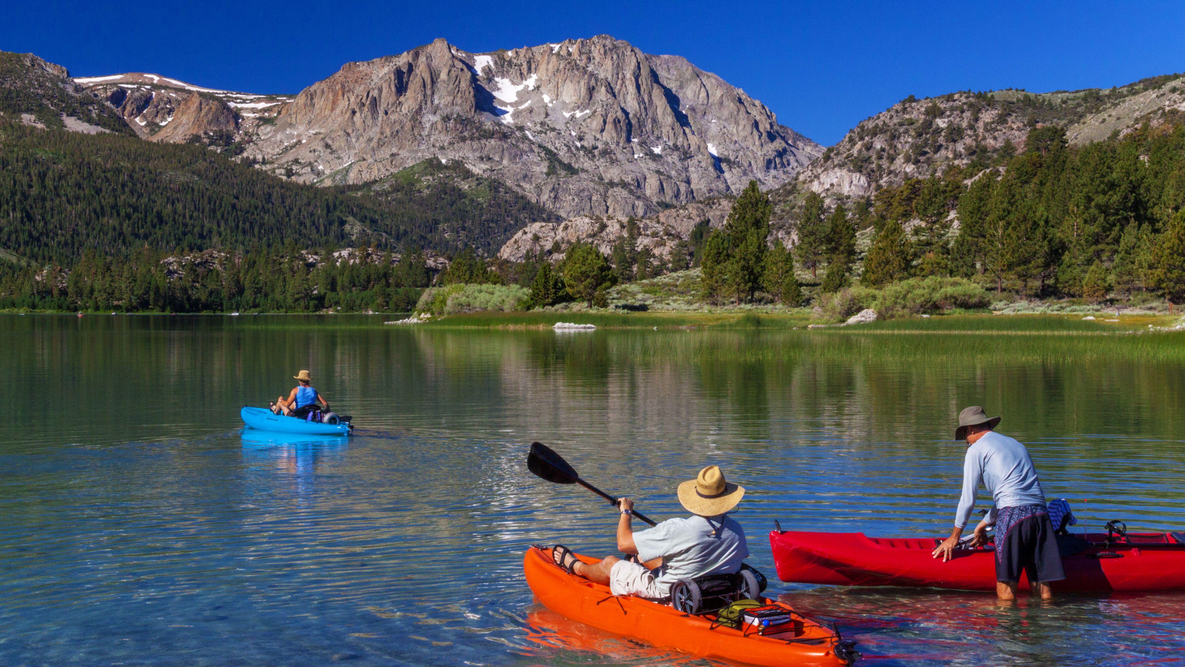 Visiting June Lake, California