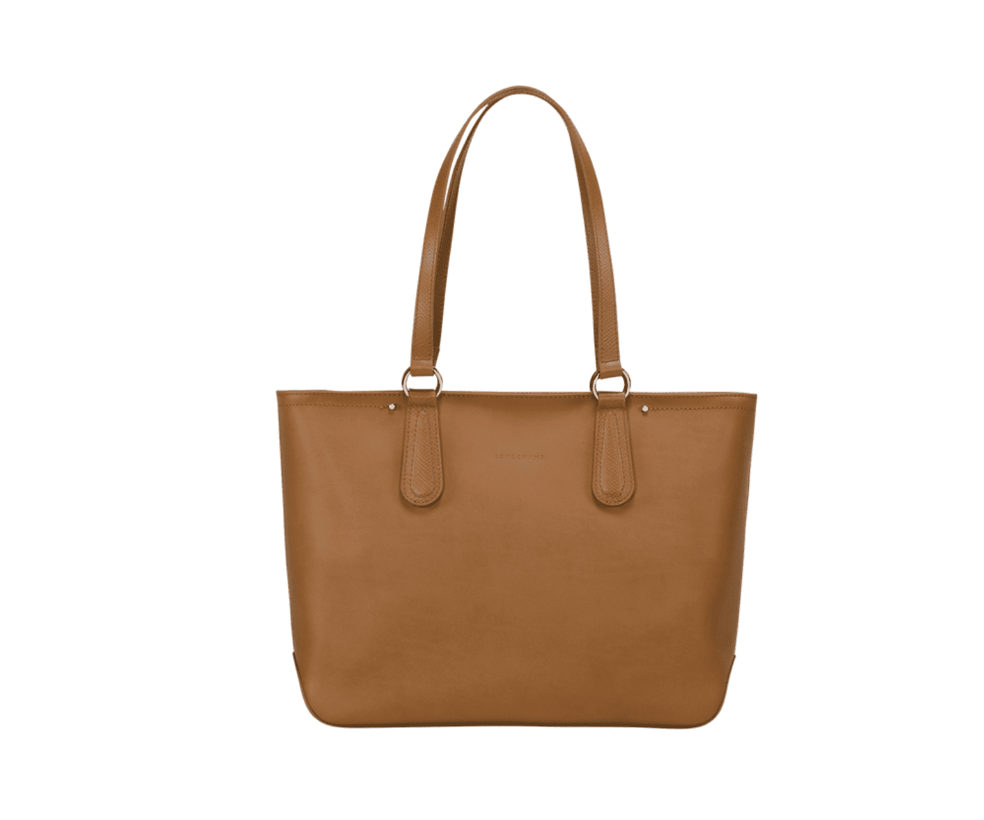 Longchamp Cavalcade Zipped Shopping Bag
