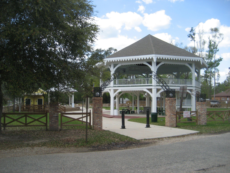 Abita Springs Pavilion Arch