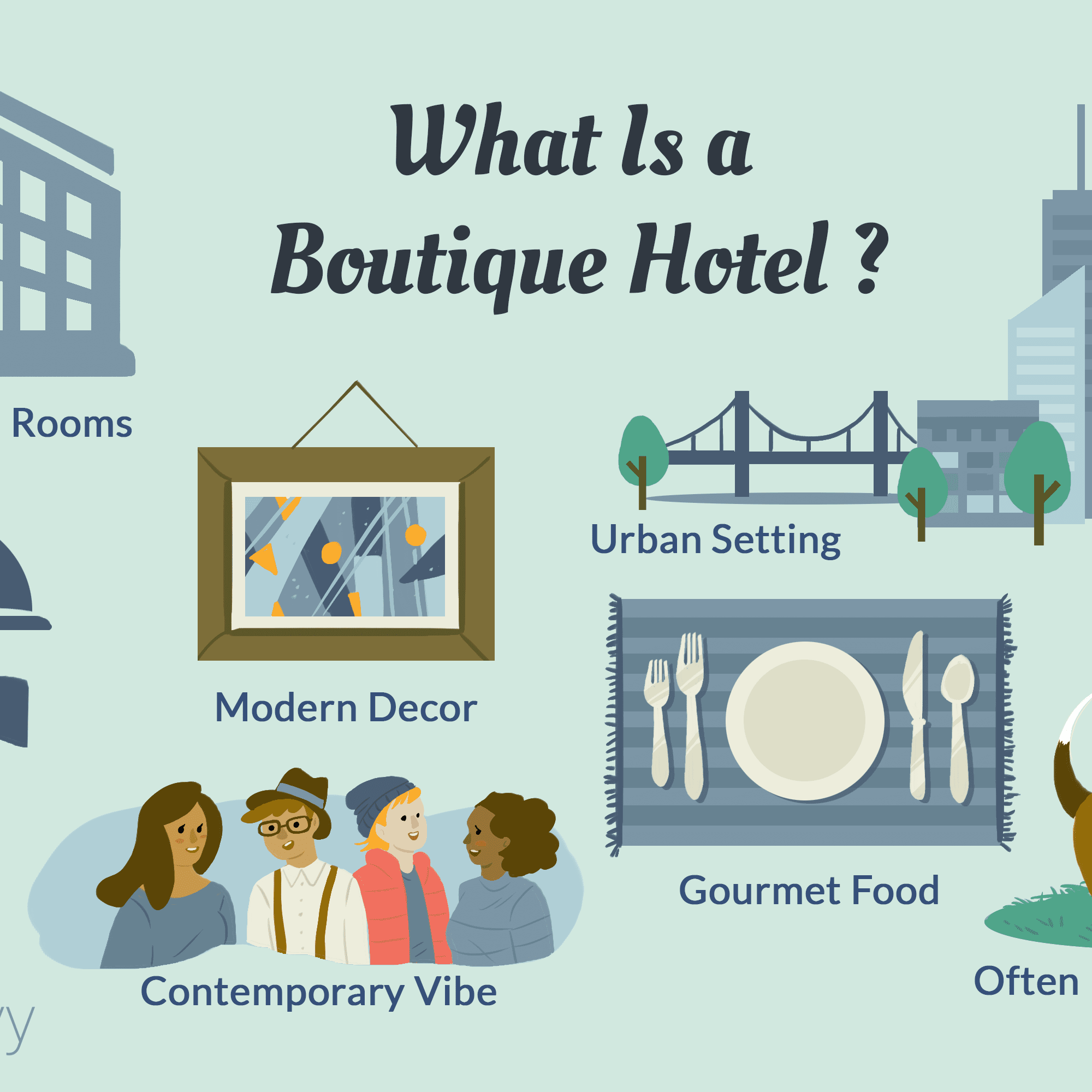 Definition and Examples of a Boutique Hotel