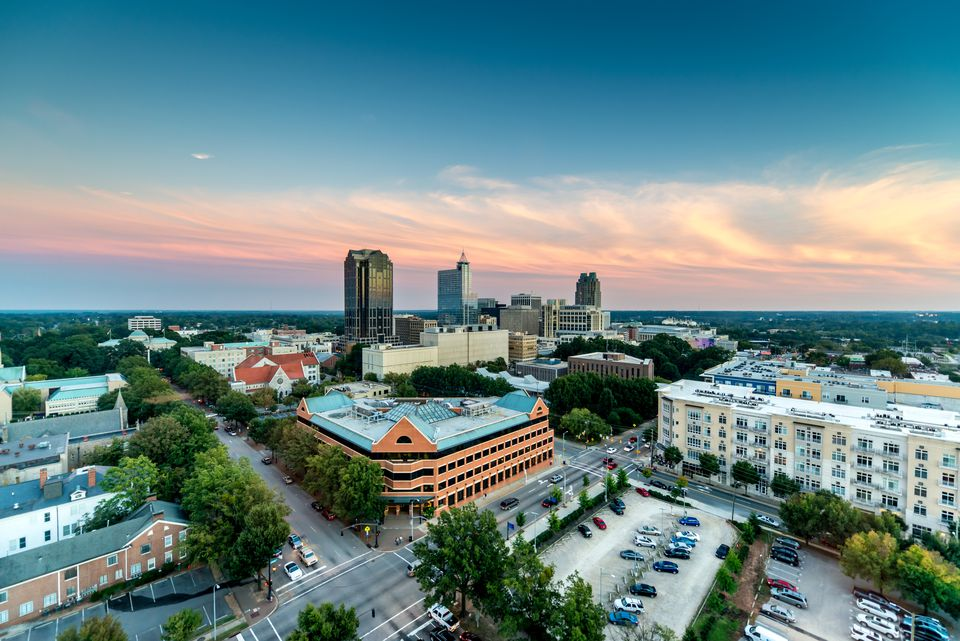 How to Find Houses for Rent in Raleigh, North Carolina