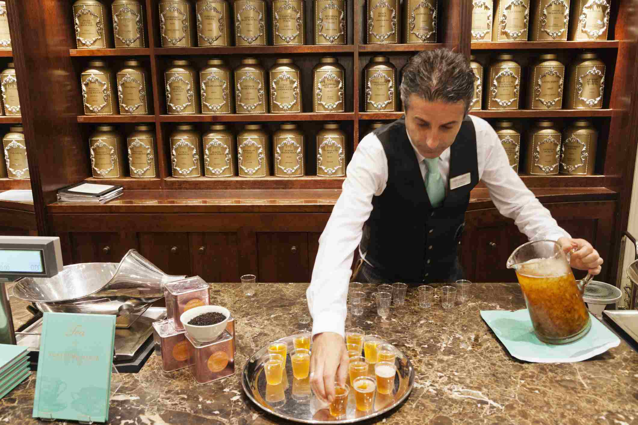 The Top 15 Places To Buy Tea In London