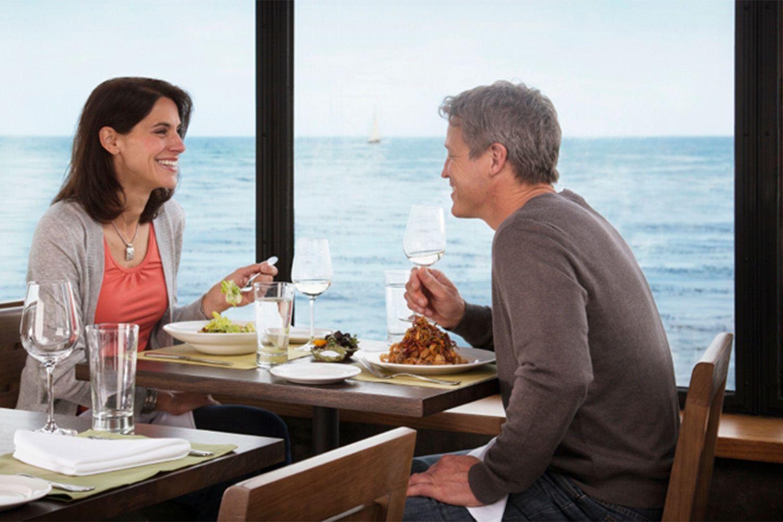 The Restaurant at the Monterey Bay Aquarium