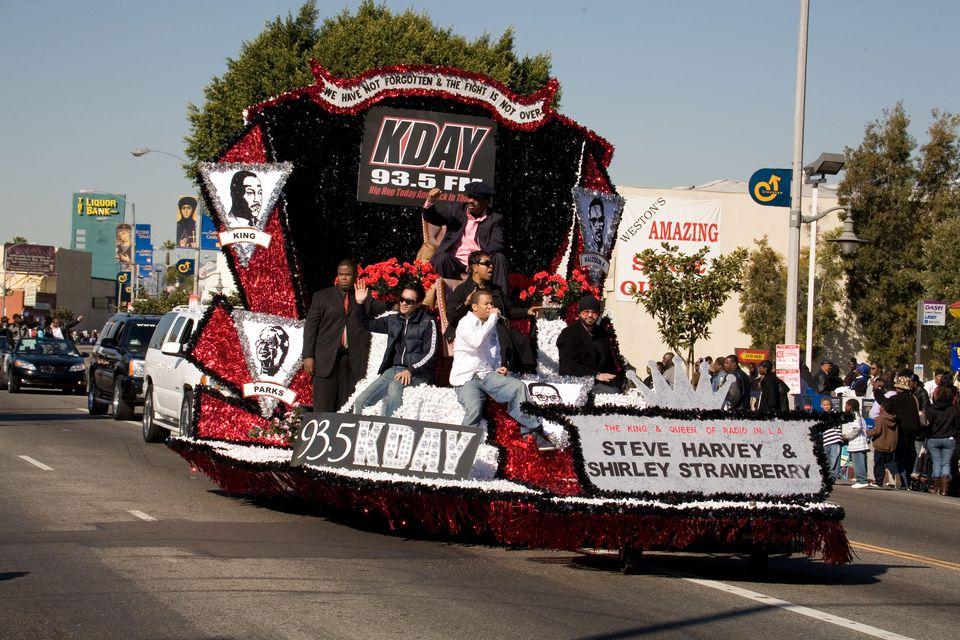 Kingdom Day Parade in Los Angeles