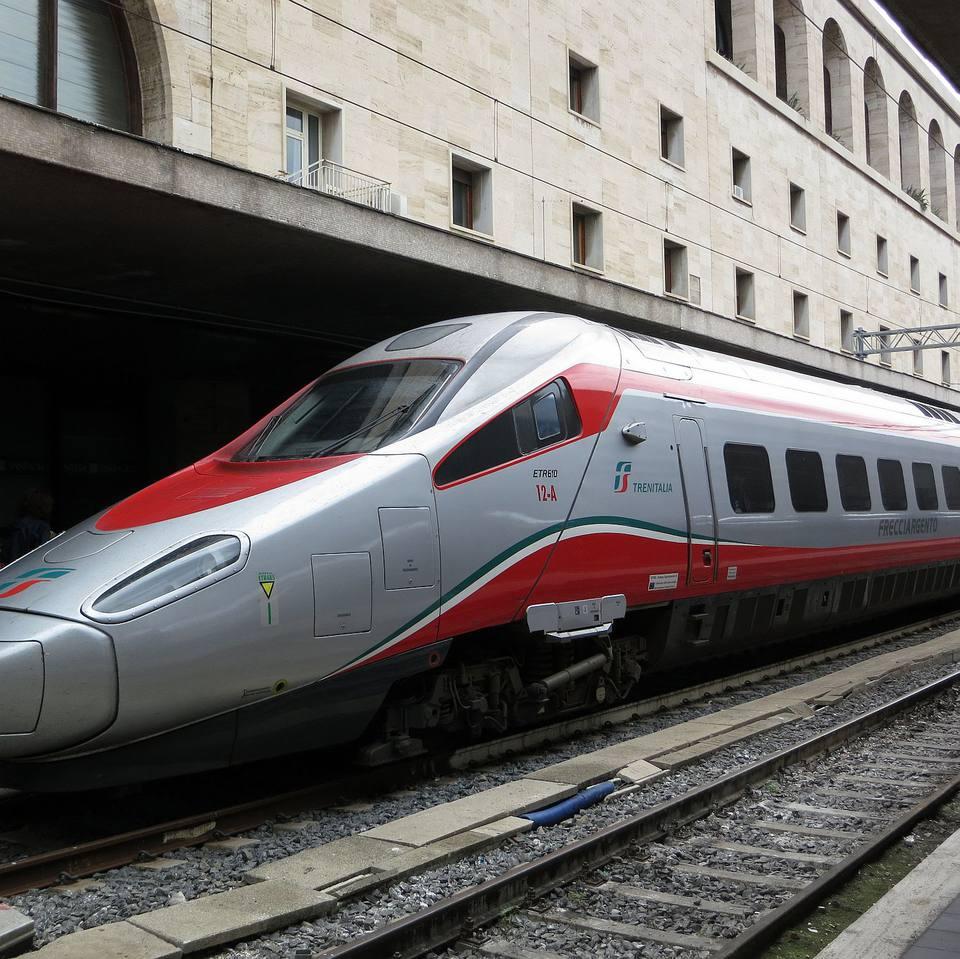 frecciargento train photo