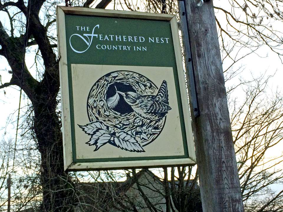 sign of the feathered nest