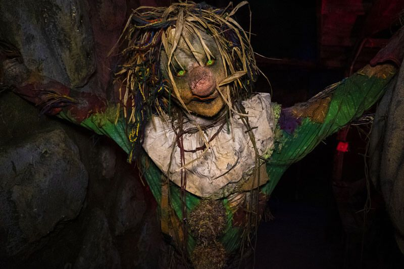 Scarecrow- Hannah Haunted Acres