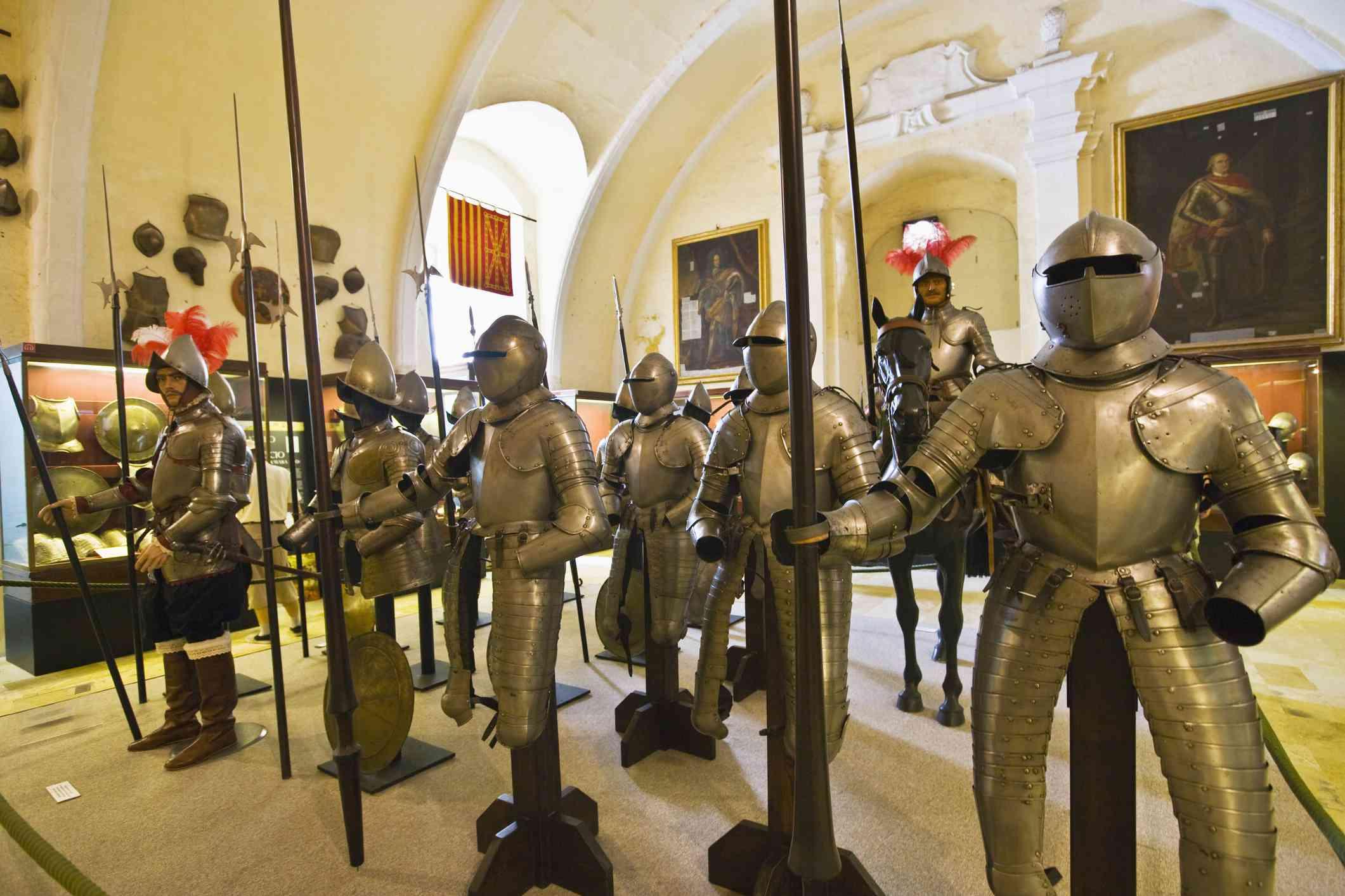 Palace Armoury, Malta