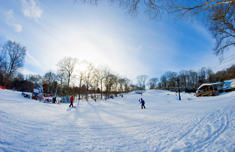 Yawgoo Valley Skiing en Rhode Island