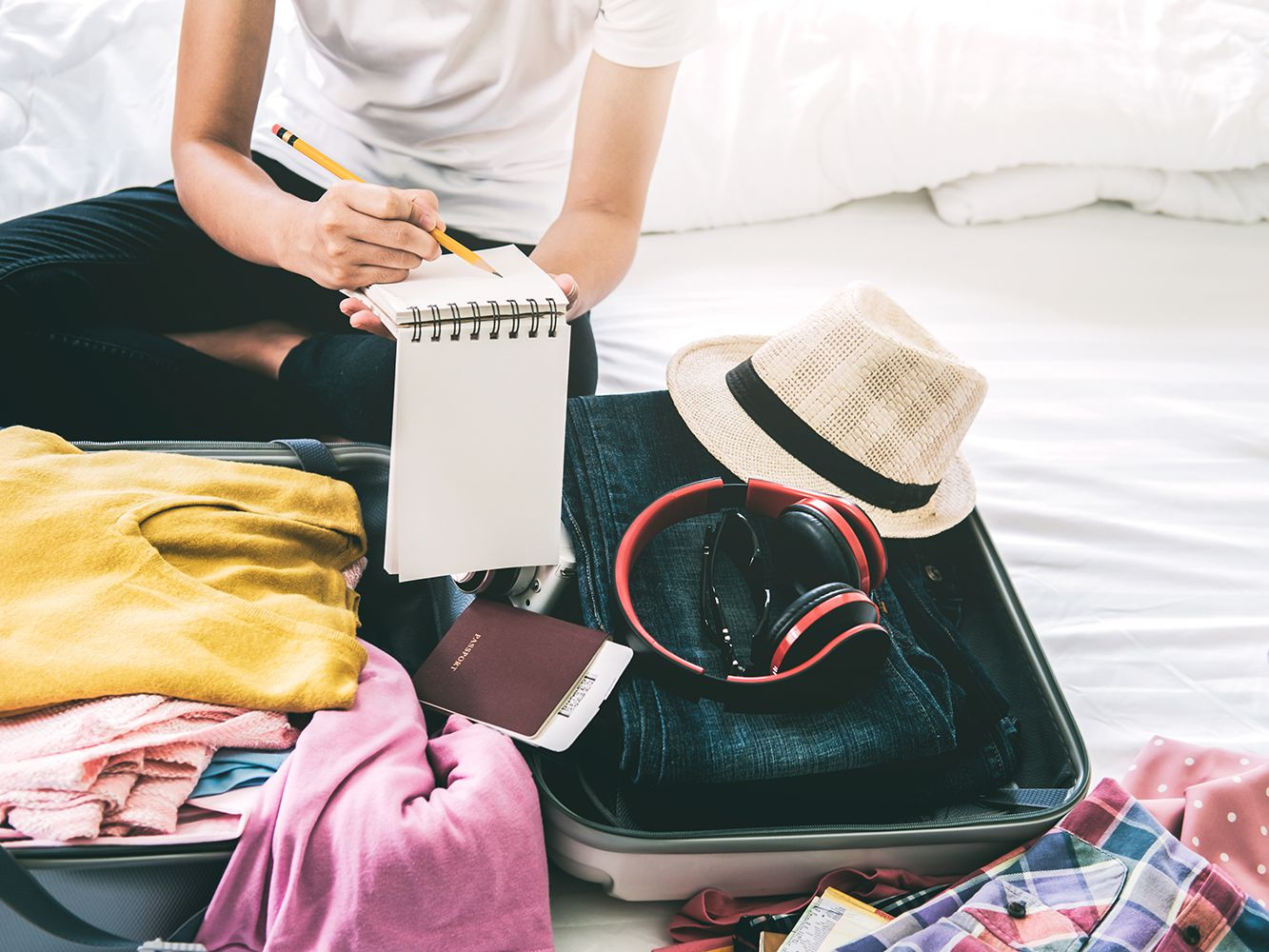 Six Home Tasks to Tackle Before Leaving for Vacation