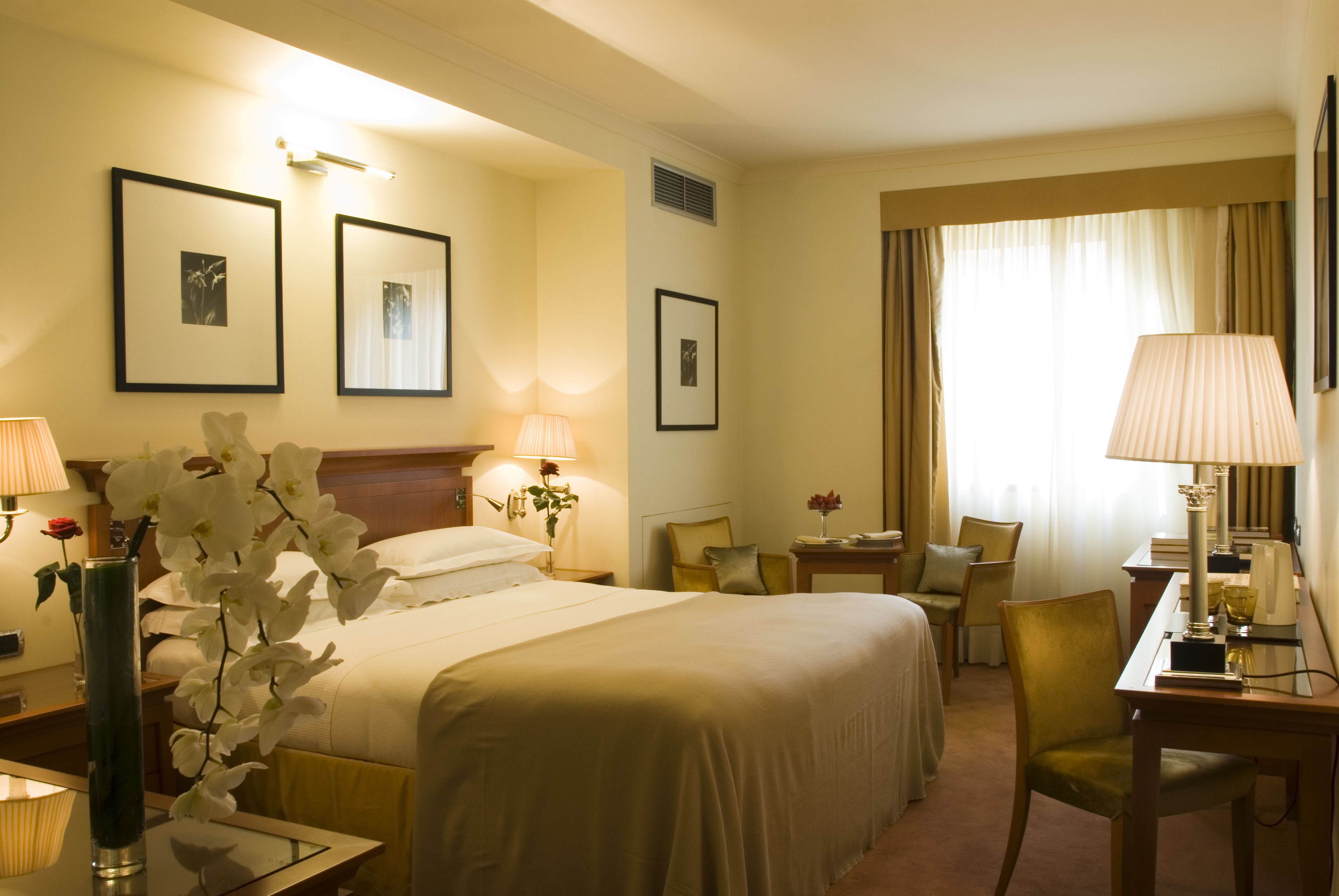 rome best rated hotels near termini train station