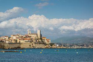 Antibes, Côte d'Azur, French Riviera
