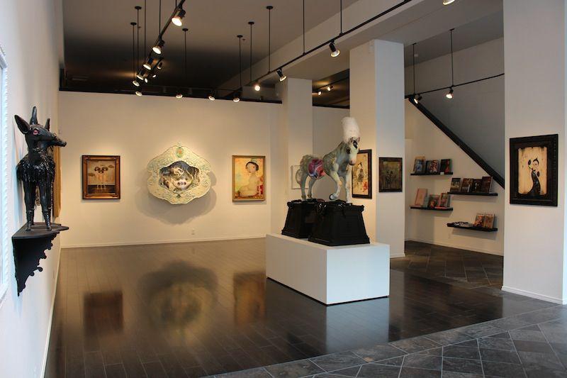 Roq La Rue Gallery