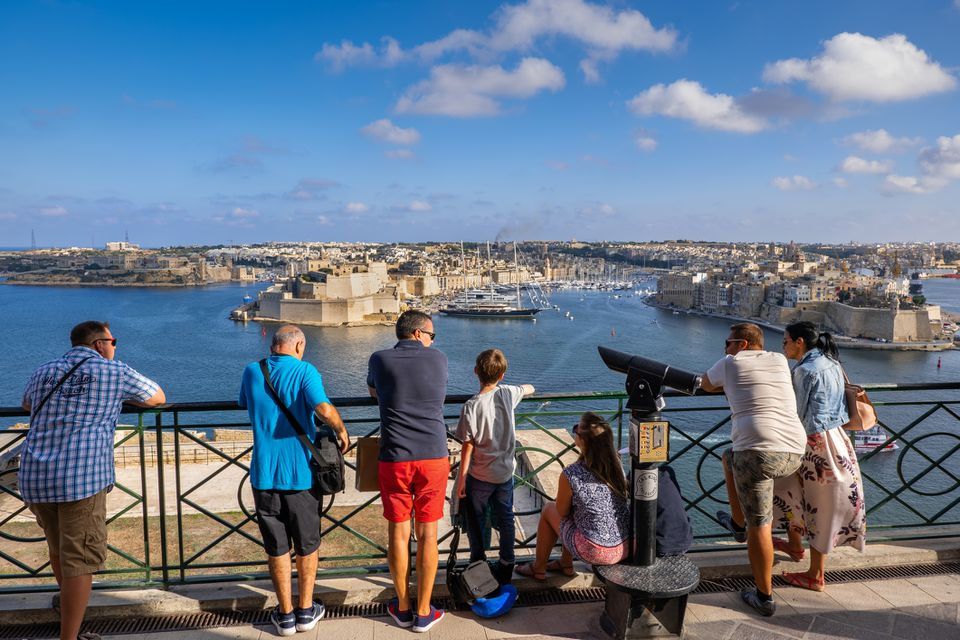 Three Cities and Grand Harbour in Malta