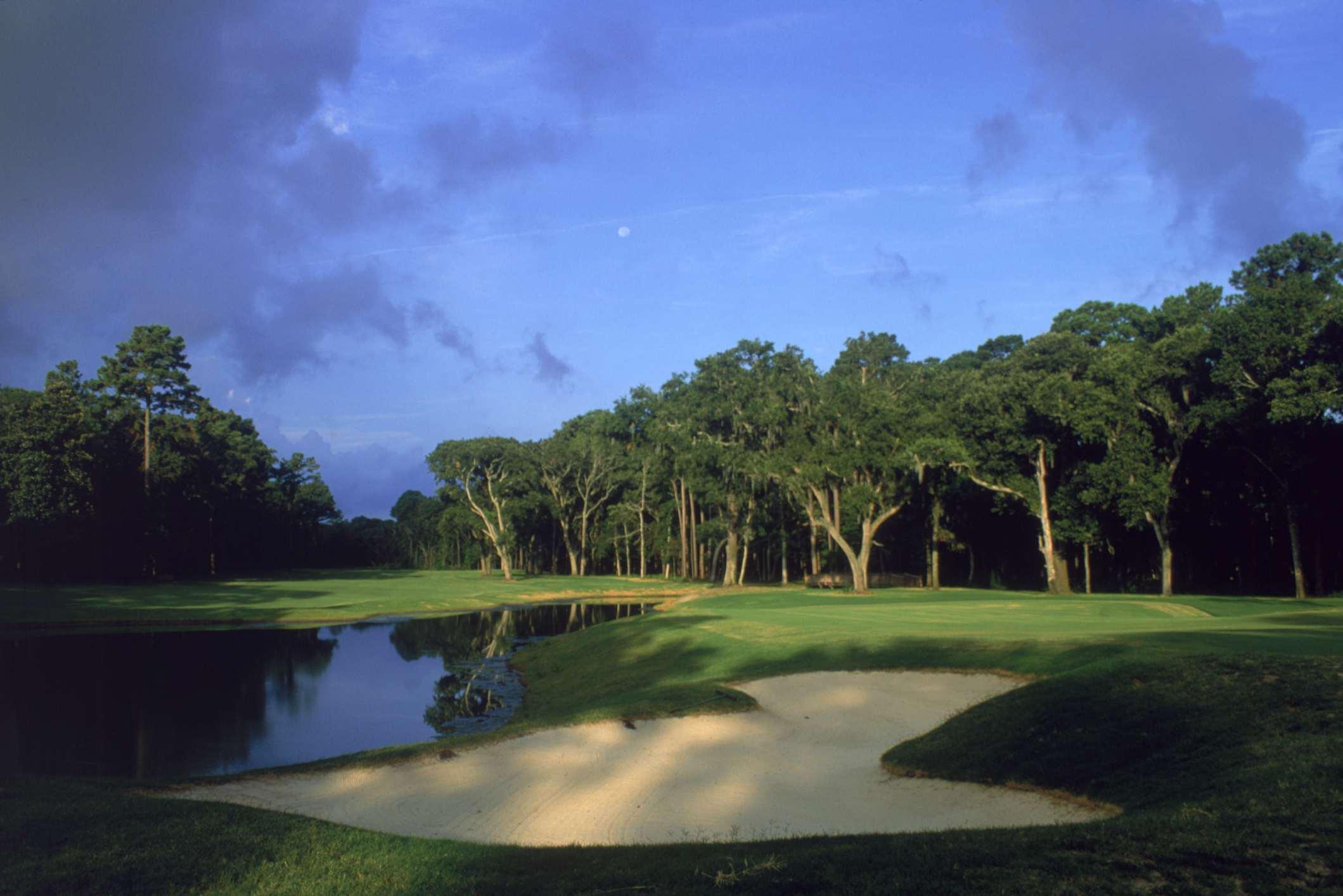 Golf course, Hilton Head Island, SC
