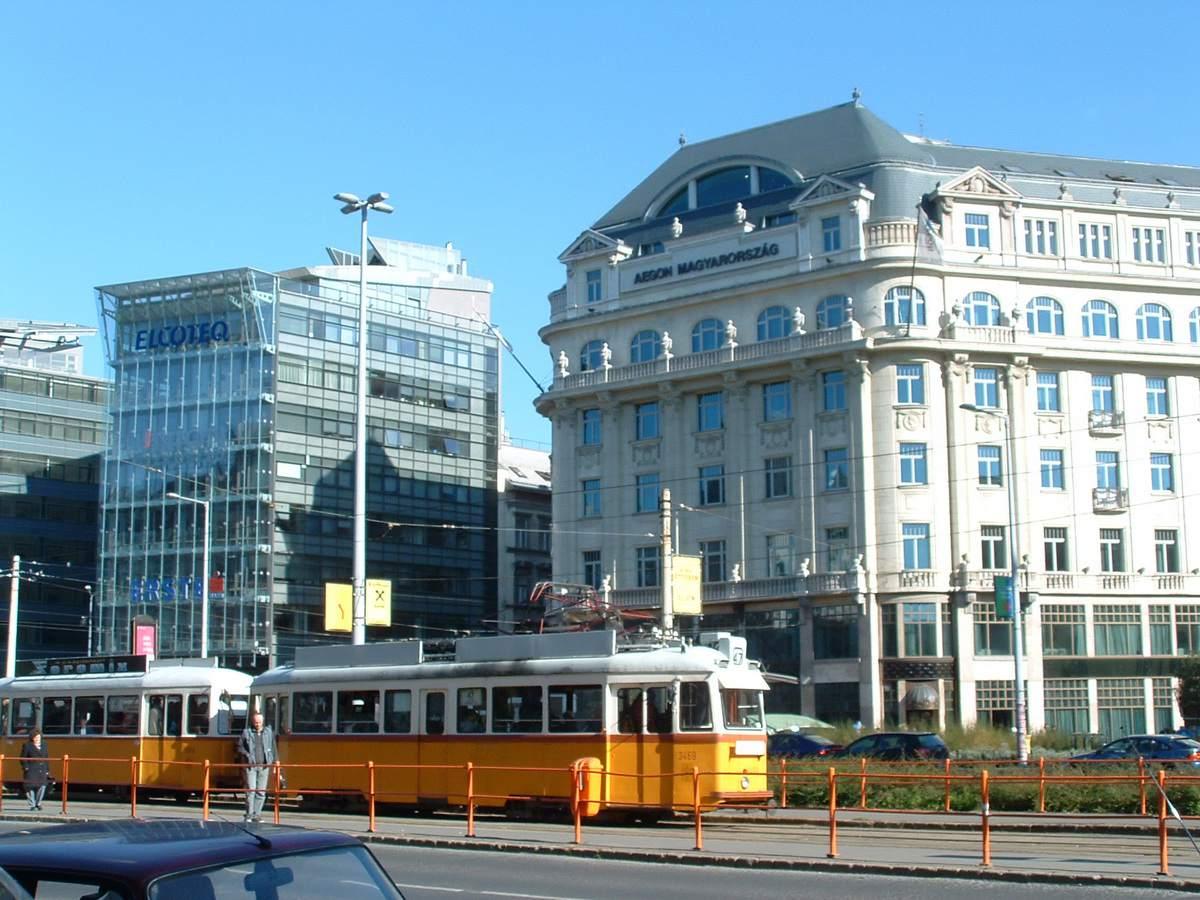 Downtown Pest, Hungary