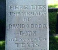 David O Dodd Boy Martyr