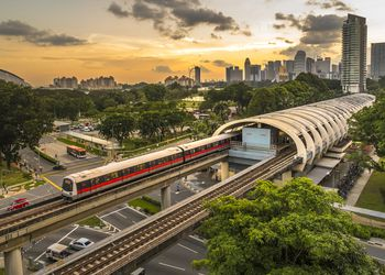 Kallang Station, Singapore MRT