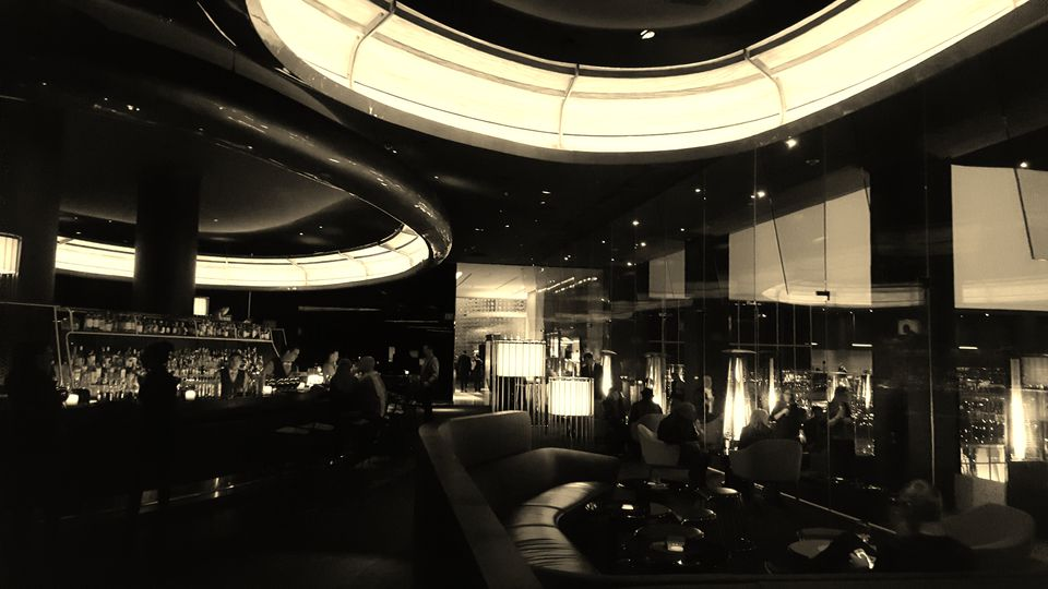 Skyfall Lounge at Delano Las Vegas