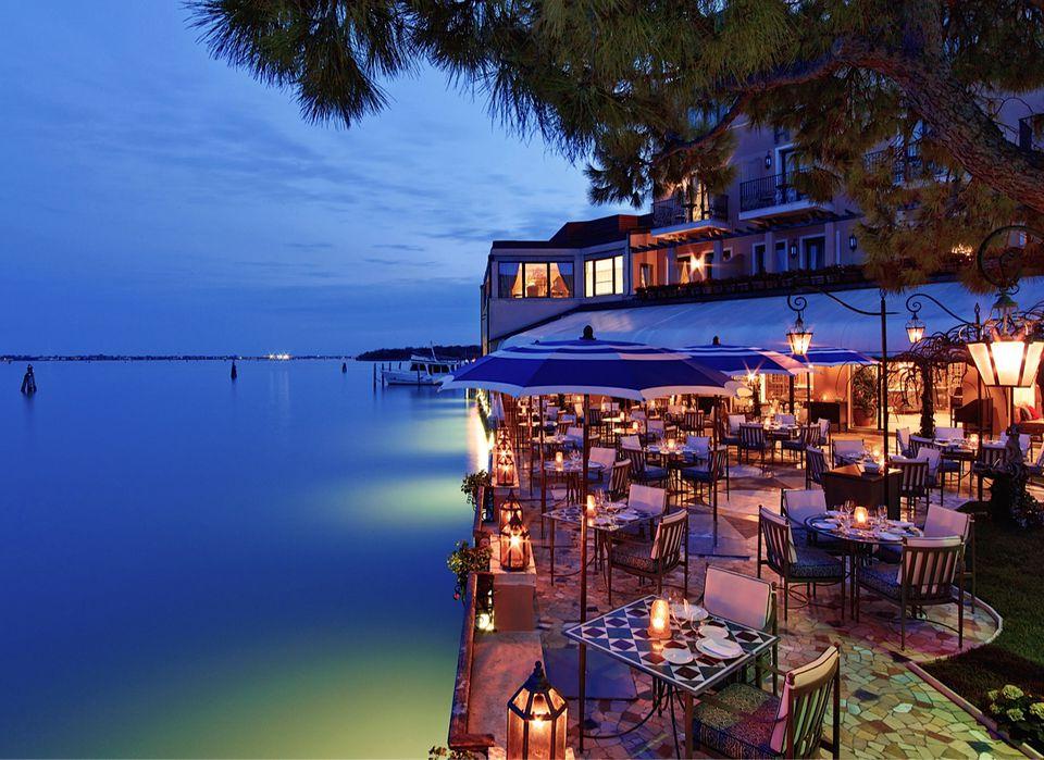 Belmond Hotel Cipriani Venice's restaurant, Oro