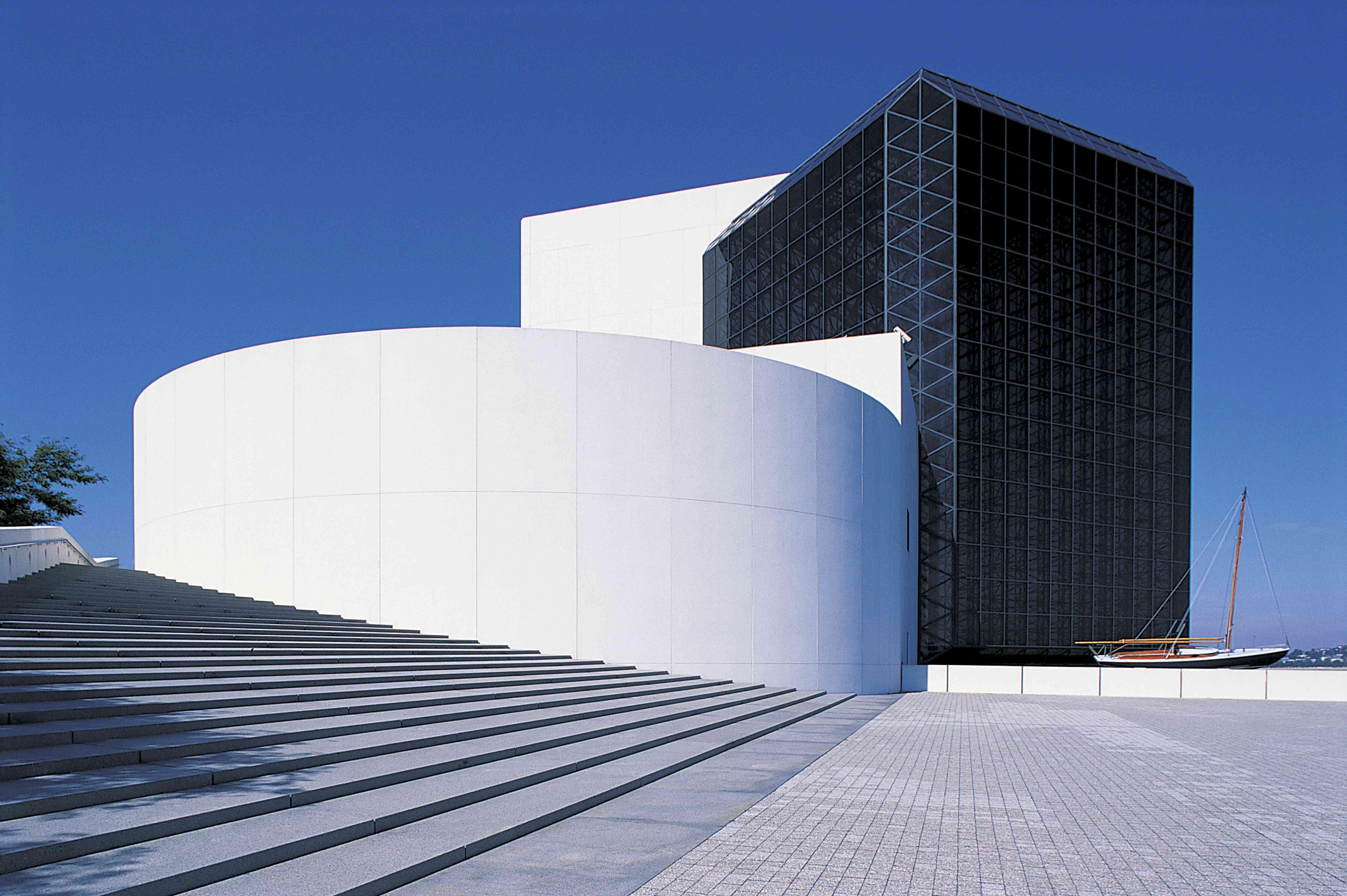 JFK Library, Boston, Massachusetts, USA