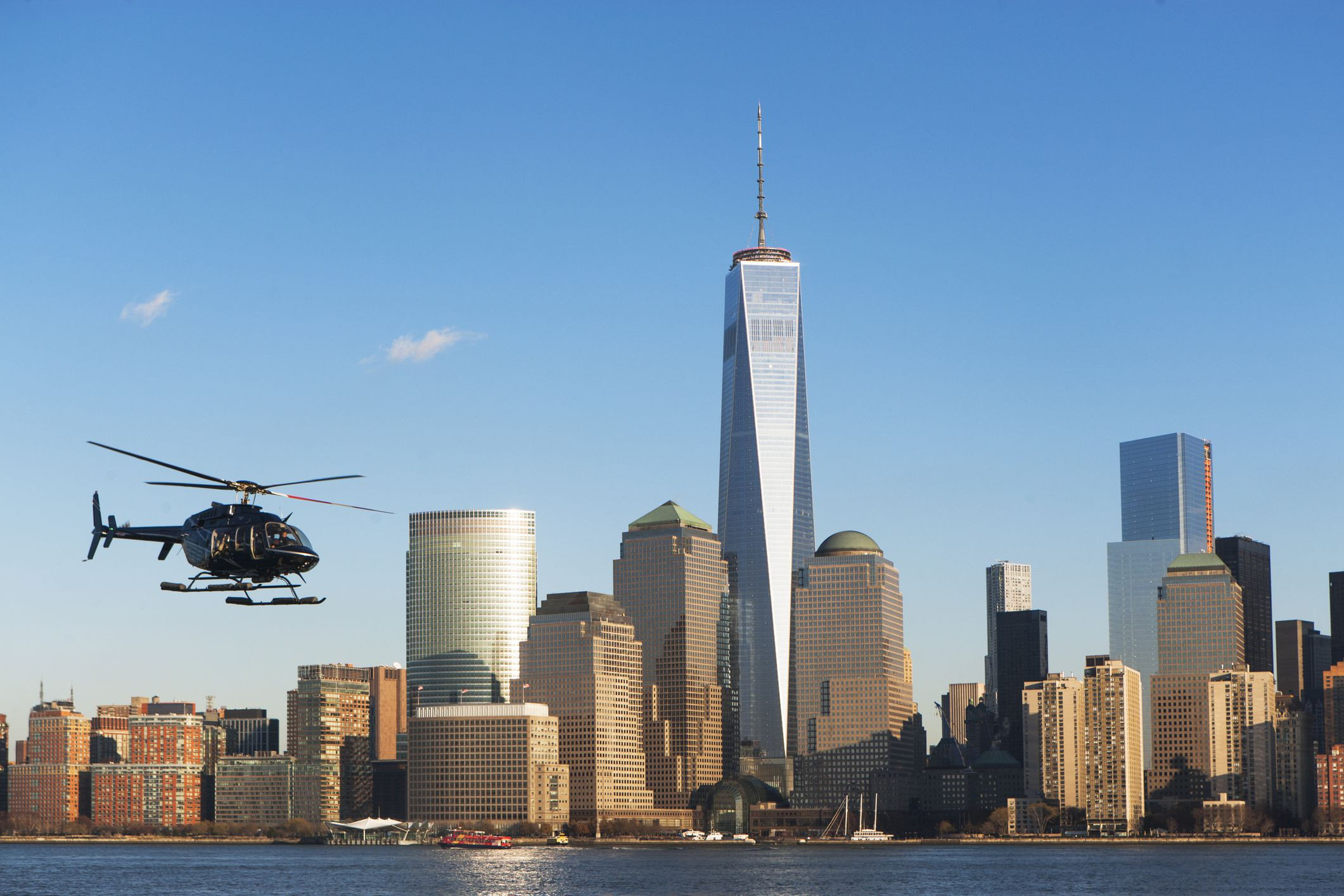 Helicopter Tour Review Nyc