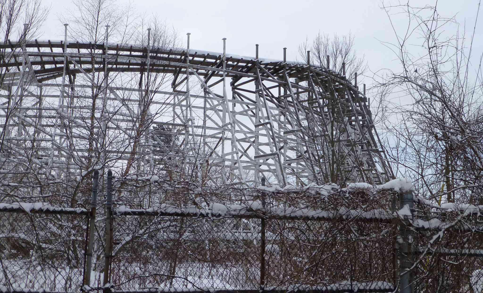 Abandoned U S Amusement Parks