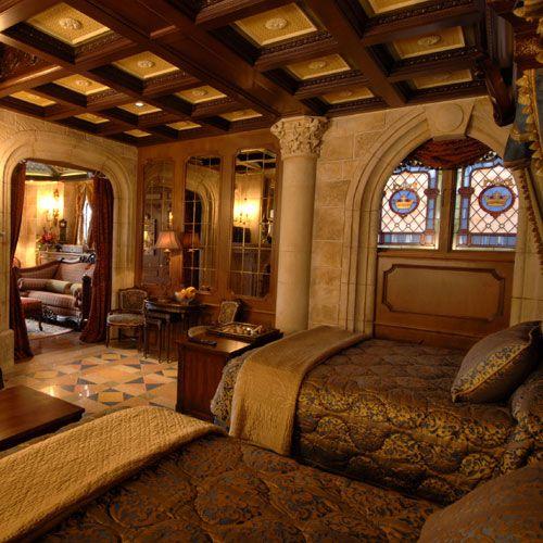 Cinderella Castle Suite Pictures: Take A Tour