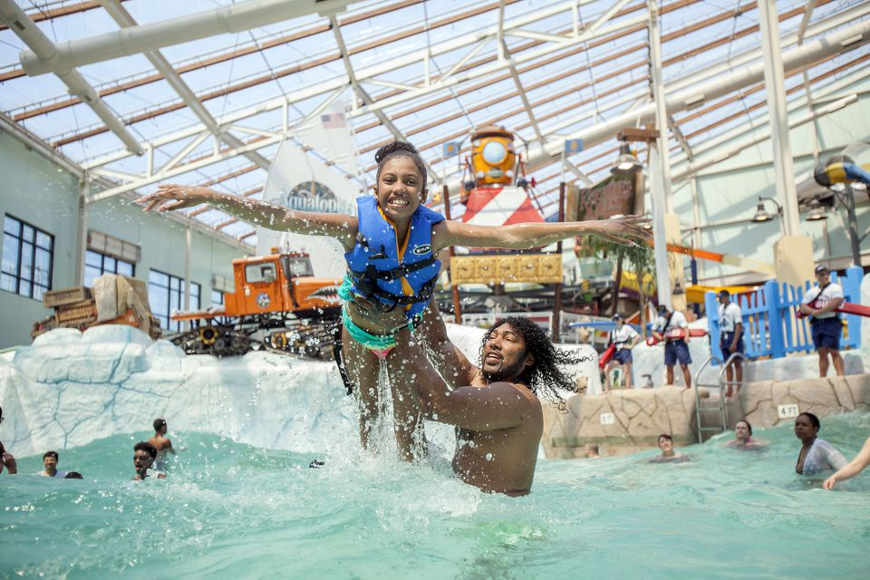 Camelback Lodge Aquatopia Indoor Waterpark
