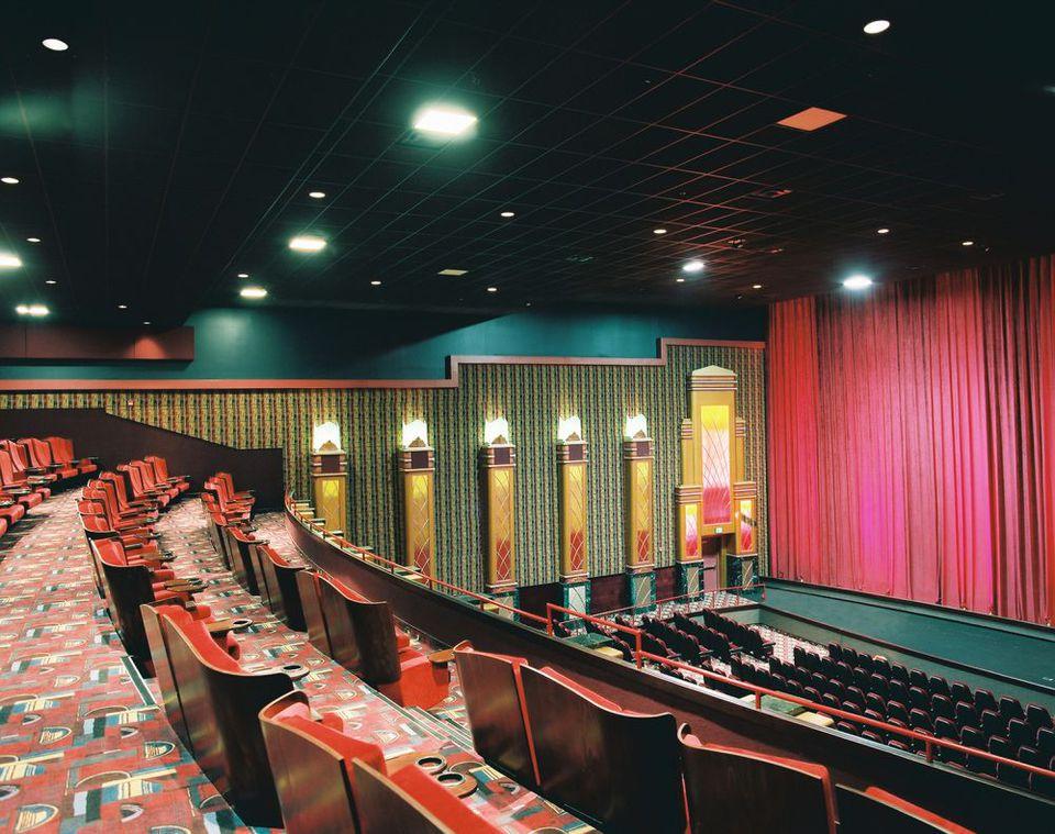 Moore Warren Theatre Oklahoma
