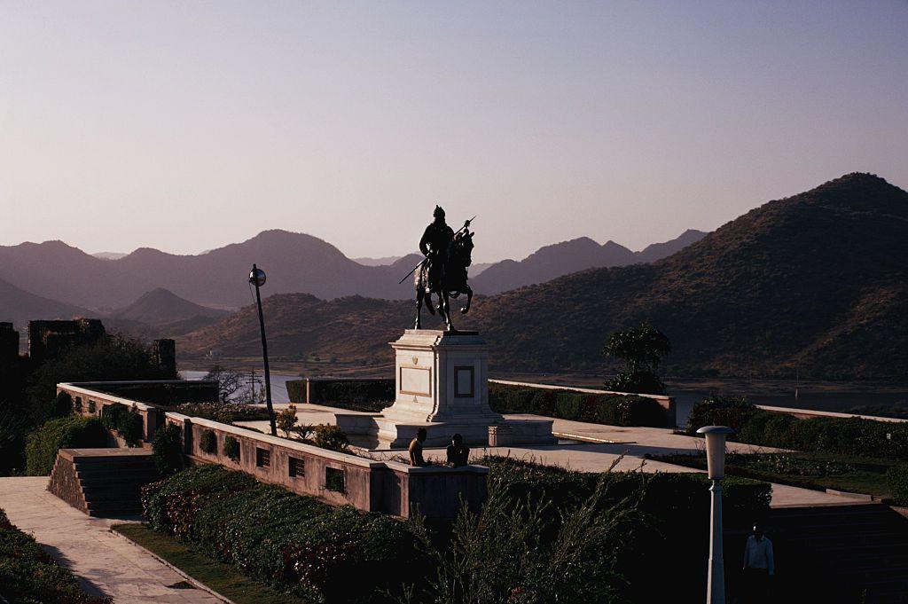Moti Magri Pearl Hill, Udaipur.