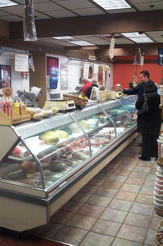 Gust Gallucci S Italian Market Cleveland Ohio