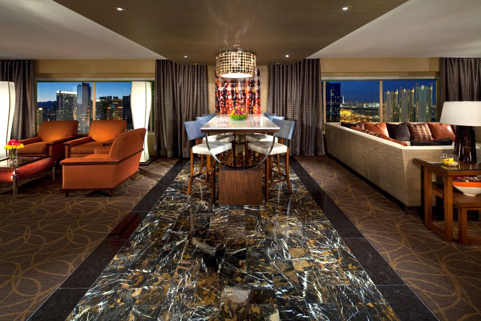 MGM Grand skyline marquee suite