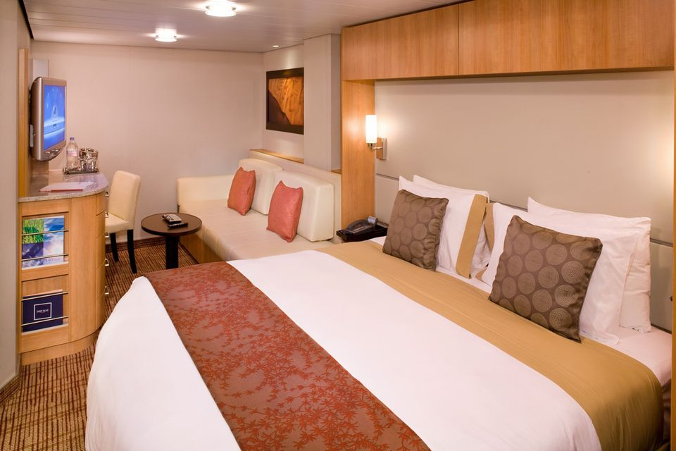 Celebrity Eclipse - Inside Cabin