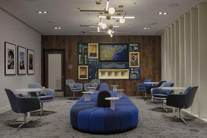 Centurion Lounge at LGA