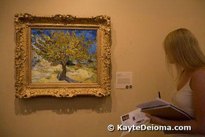 Van Gogh's Mulberry Tree