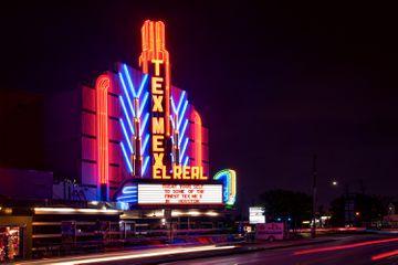 The El Real Tex Mex restaurant in the Montrose neighborhood of Houston.