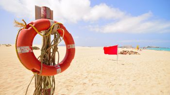 South Florida's Beach Flag Warning System