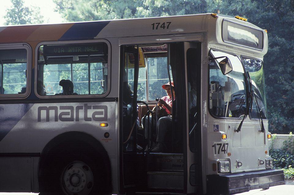How to Stay Safe on Atlanta's Public Transit