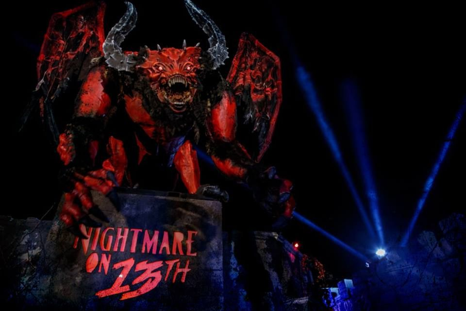 Nightmare on 13th Demon