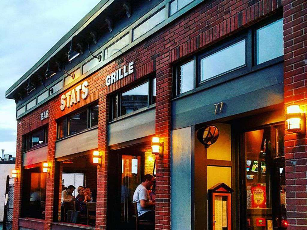 Stats Bar and Grill