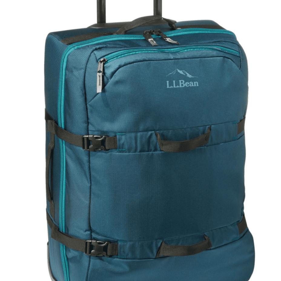 L.L. Bean Approach Rolling Gear Bag
