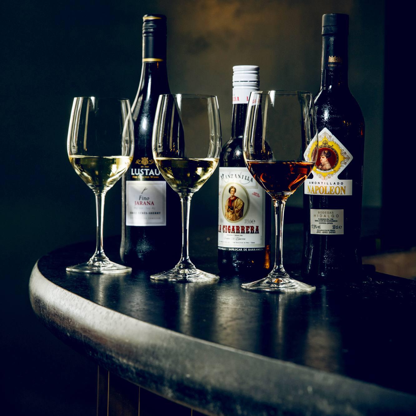 Wines at The Treasury SF