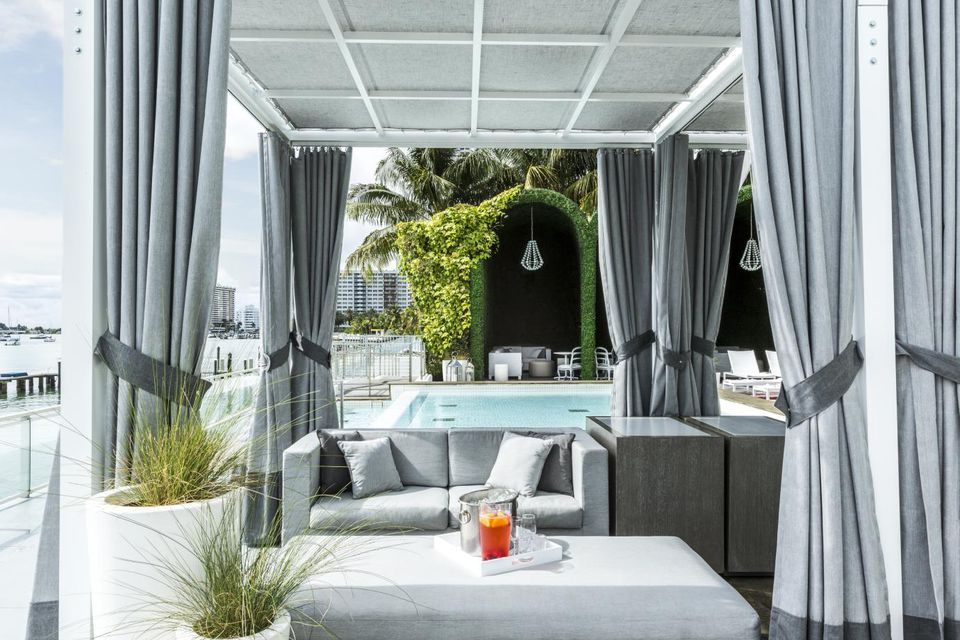Mondrian South Beach Miami Spa