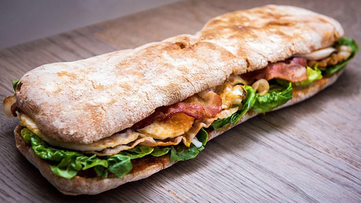 Pepe by José Andrés sandwich