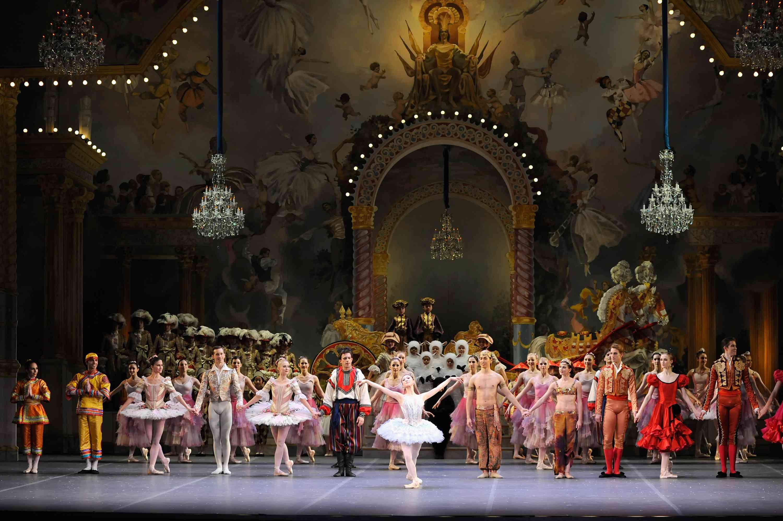 The Boston Ballet's Opening Night Performance Of Mikko Nissinen's