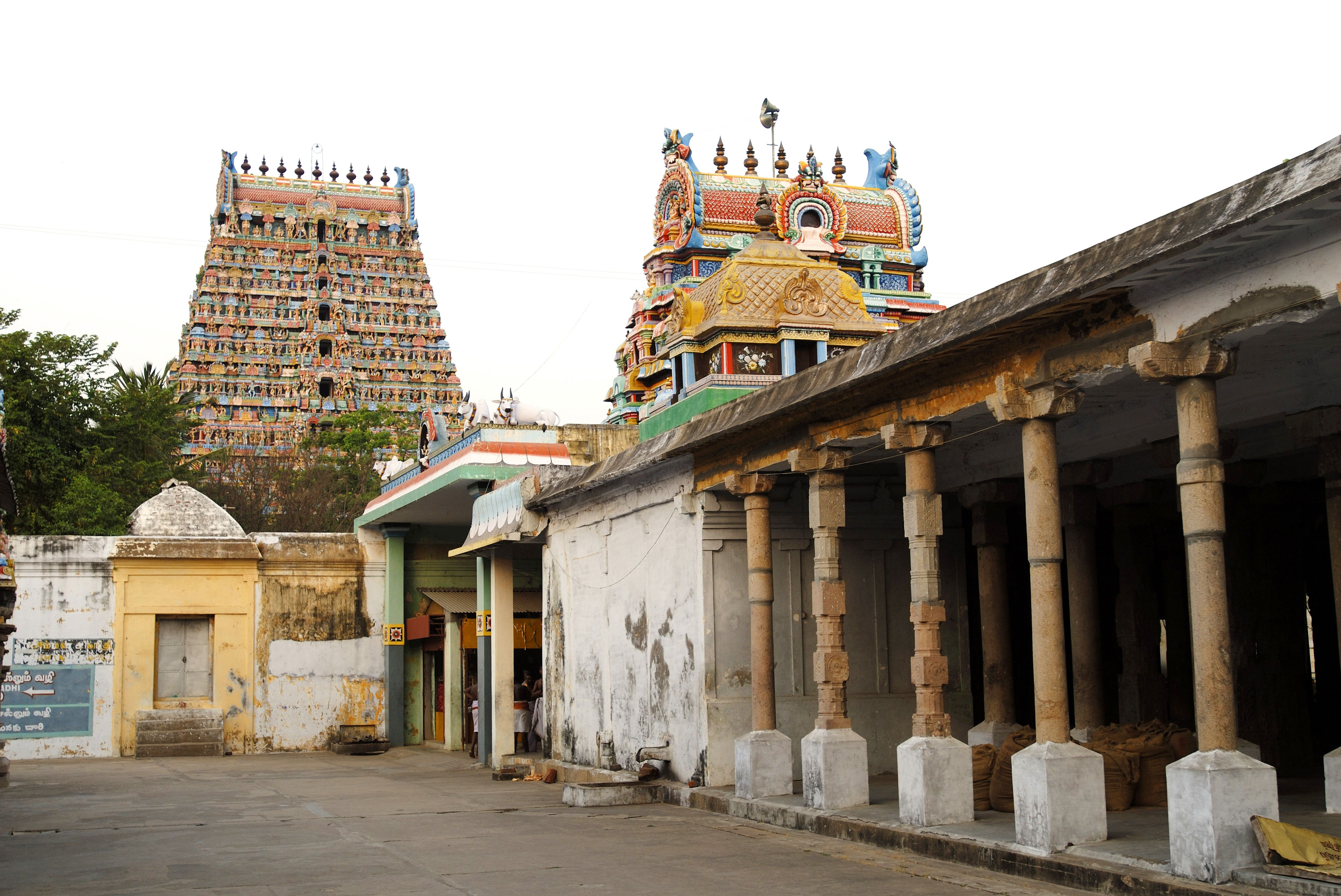 Top 10 South India Temples