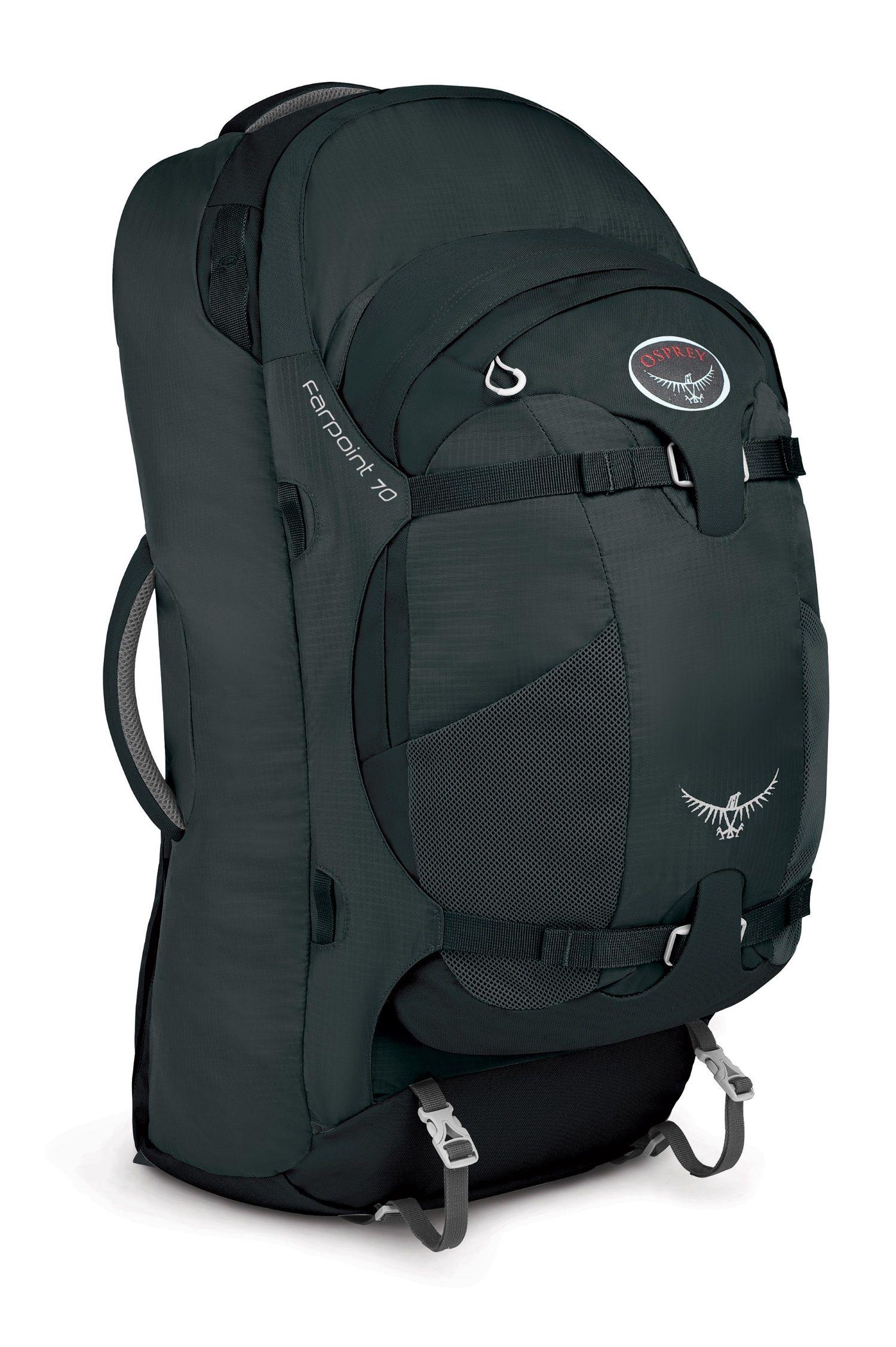 gutes Geschäft offizielle Bilder Sortenstile von 2019 Review: Osprey Farpoint 70 Backpack